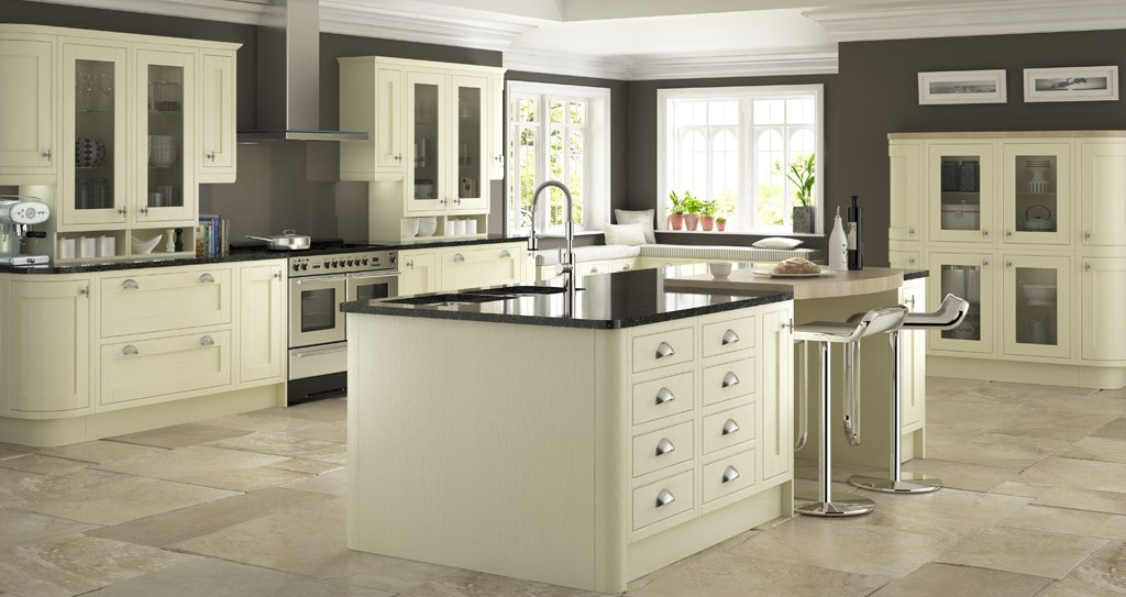 Fitted Kitchen Ranges: The Gallery Fitted Kitchens, Dudley