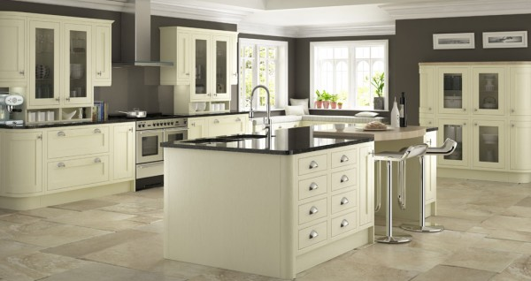 Shaker kitchen range - The Gallery