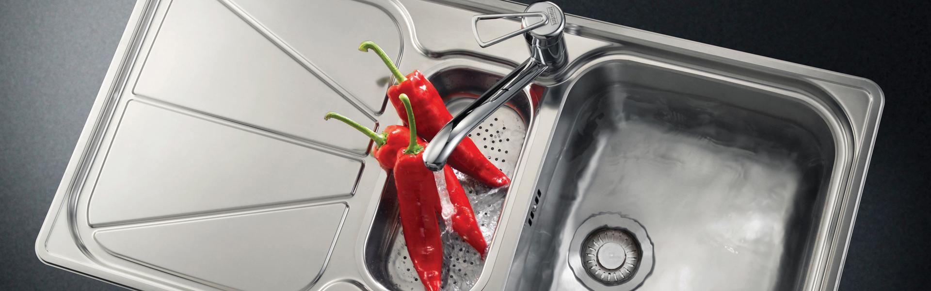 Gallery appliances sinks taps