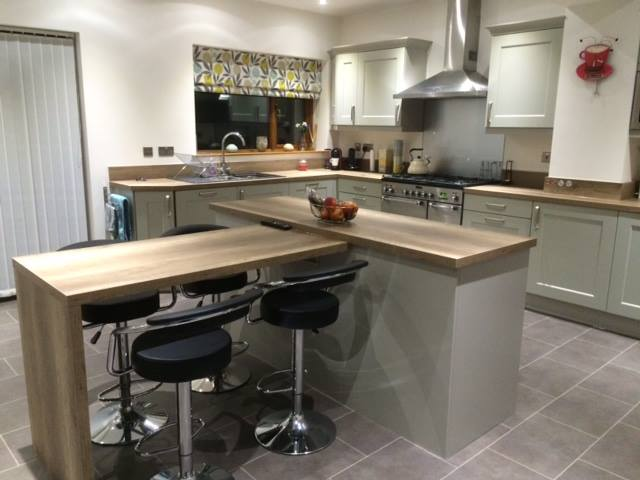 The Gallery fitted kitchens - West Midlands