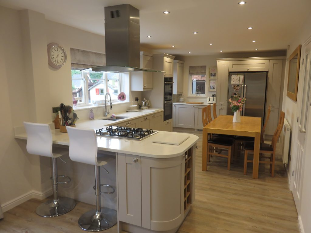 Madison Cashmere Shaker Kitchen Halesowen The Gallery