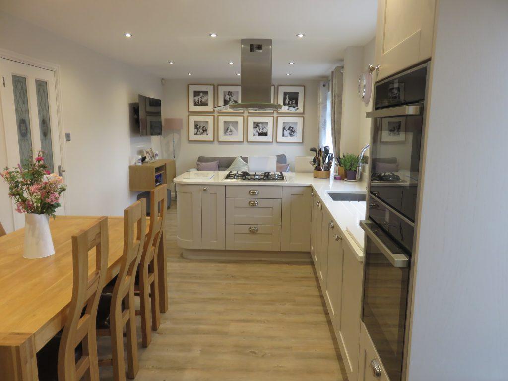 madison cashmere shaker kitchen halesowen the gallery. Black Bedroom Furniture Sets. Home Design Ideas