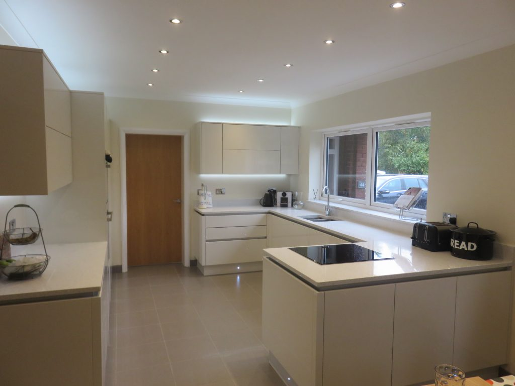 Beautiful kitchens in the West Midlands