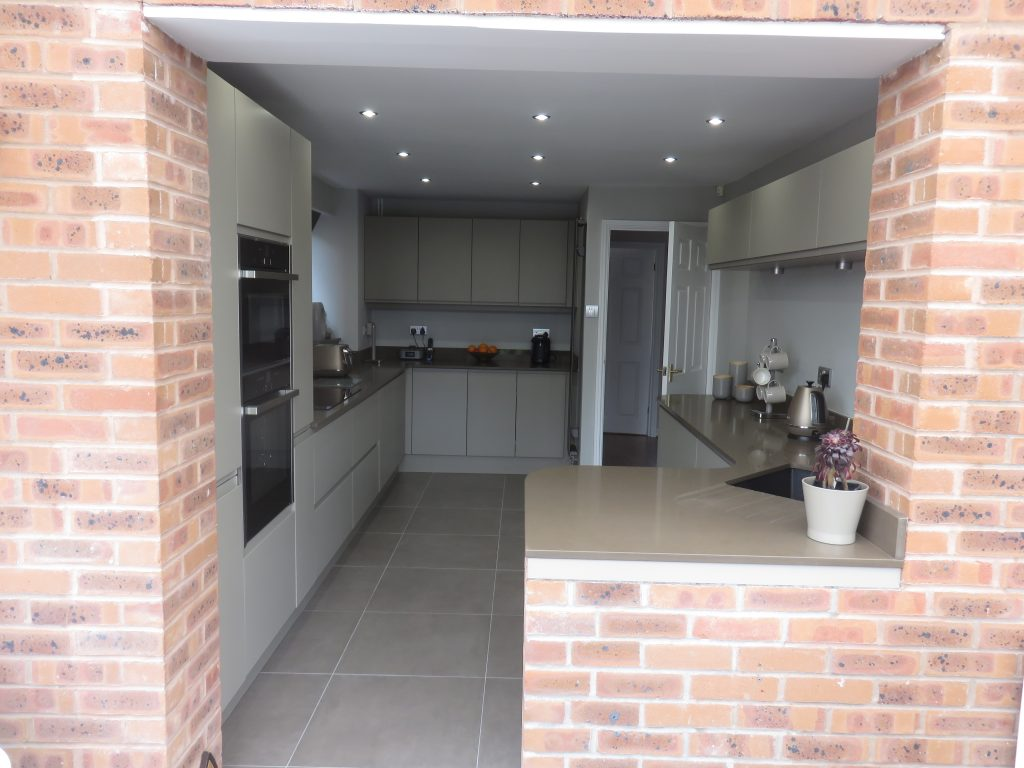 Kitchens in Dudley - The Gallery fitted kitchens