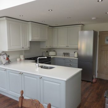 Porcelain fitted kitchen - The Gallery