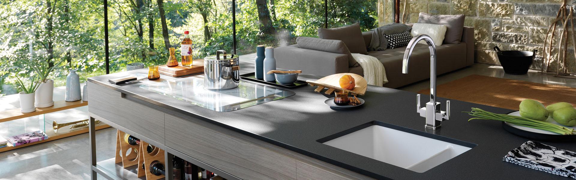The Gallery - Appliances Franke Kubus