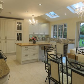 kitchens in Sedgley - Painted Porcelain Jefferson kitchen