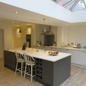 Madison Painted Shaker kitchen | Fitted kitchen in Wall Heath Kingswinford