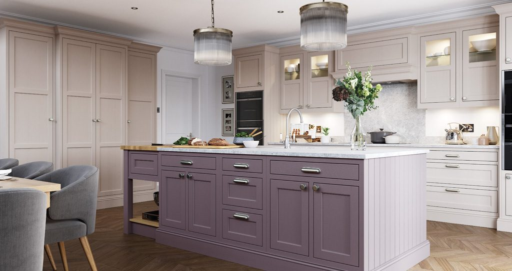 Timeless Kitchen The Gallery Belgravia Lavander Gray and Cashmere_Cameo 1-CMYK.tif
