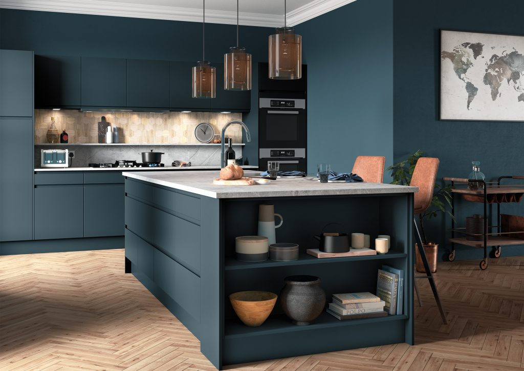 Modern Kitchen Range The Gallery Fitted Kitchens